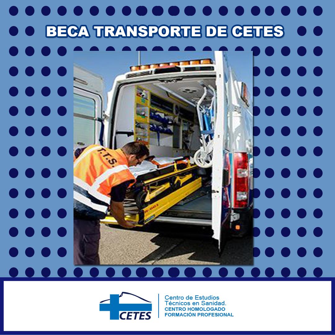 Beca transporte cetes 2019-20